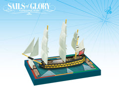 HMS Agamemnon / HMS Raisonnable - Sails of Glory Ship Pack - SGN114A