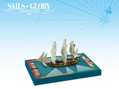 Alligator / Le Fortune - Sails of Glory Ship pack - SGN107B