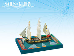 HMS Hamadryad / HMS Mahonesa - Sails of Gory Ship Pack - SGN113C