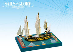 HMS Leander/HMS Adamant - Sails of Glory Ship Pack - SGN110A