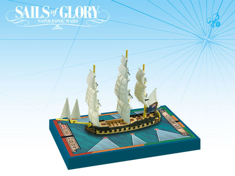 HMS Orpheus / Amphion - Sails of Glory Ship Pack - SGN103C