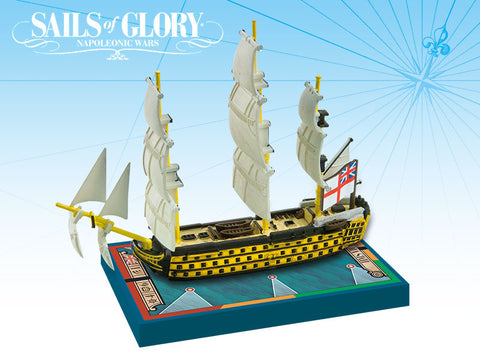 HMS Victory - A Sails of Glory Ship Pack - SGN201A