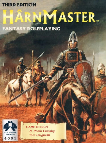 Harnmaster 3rd edition - deluxe