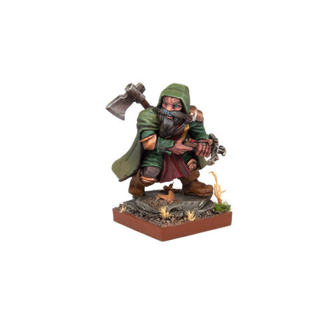Dwarf herneas the Hunter - Kings of War