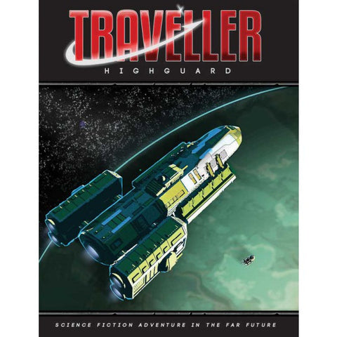 High Guard - Mongoose Traveller 2e