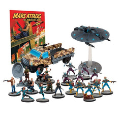 Humanity Resists - Mars Attacks Expansion