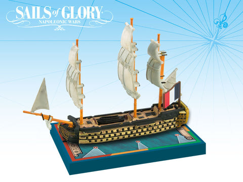 Imperial / Republique Francaise - Sails of Glory Ship Pack - SGN106C