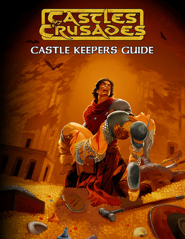 Castle Keeper's Guide - Castles and Crusades