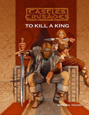 F4 To Kill A King - Castles and Crusades