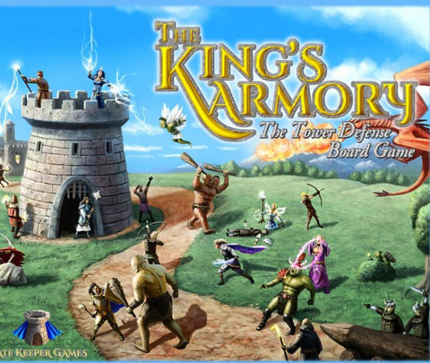 King's Armory - The Tower Defense Board Game
