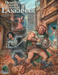 Gang Lords of Lankhmar - 1st level adventure - DCC