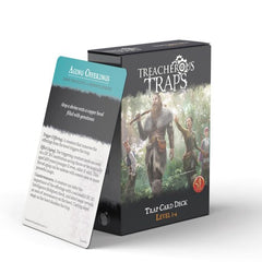 Treacherous Traps Decks for 5th Edition D&D - Nord Games
