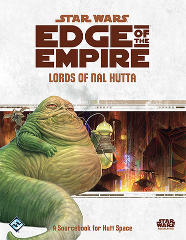 Lords of Nal Hutta - Star Wars Edge of Empire sourcebook