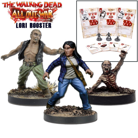 Lori Booster - Walking Dead