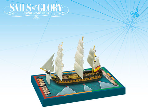 Mahonesa/Ninfa - Sails of Glory Ship Pack - SGN113A