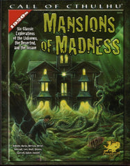 Mansions of Madness - 6 Call of Cthulhu Adventures