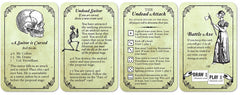 Marrying Mr. Darcy - an undead expansion.