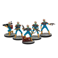 Martian Marines - Expansion for Mars Attacks