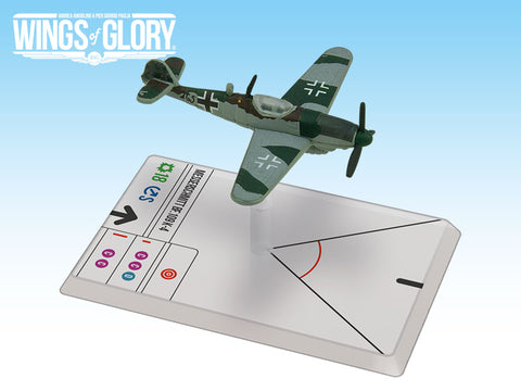 WW2 Wings of Glory - Messerschmitt Bf.109 K–4 (1./JG77)