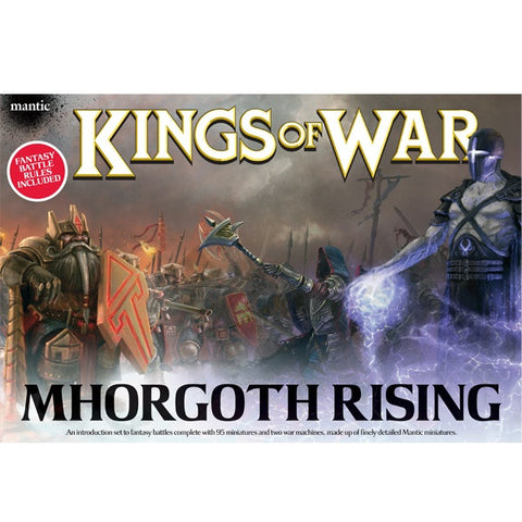 Mhorgoth Rising Two Player Battleset - Kings of war