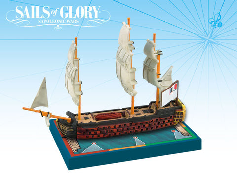 Montagne - Sails of Glory Miniature Ship Pack