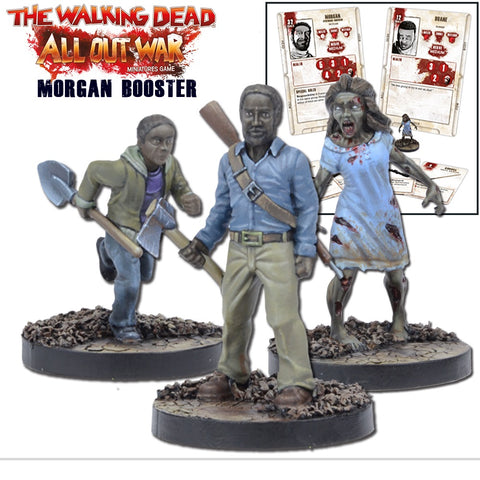 Morgan Booster Pack - Walking Dead