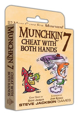 Munchkin 7: Cheat with both hands