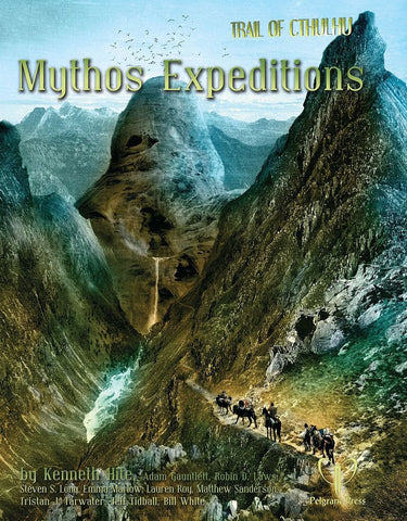 Mythos Expeditions - Trail of Cthulhu