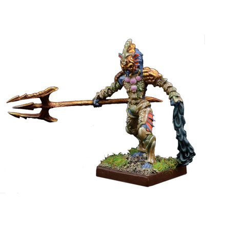 Trident Realms Naiad Centurion / Envoy - Kings of War