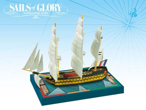 Neptune/Ville de Varsovie - Sails of Glory Ship Pack - SGN115B