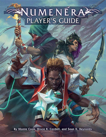 Numenera Players' Guide (revised - 2018)