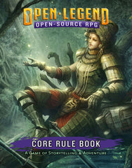 Open Legend Core Rule Book