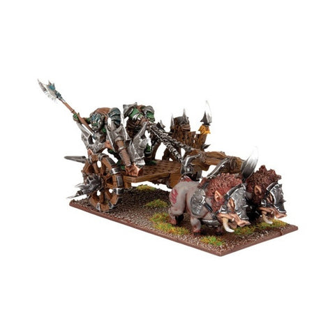 Orc Gore Chariot - Kings of War