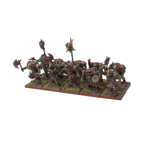 Orc Morax Troop - Kings of War