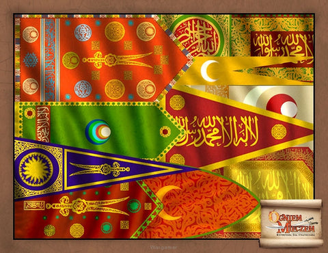Ottoman Banners - By Fire and Sword