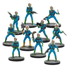Martian Grunts - Expansion for Mars Attacks