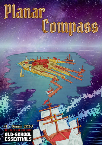 Planar Compass: Issue 1 - Coming Soon