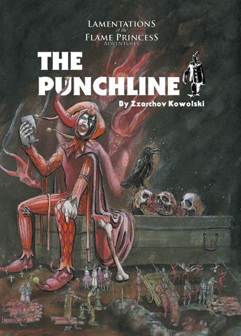 The Punchline - Adventure for LotFP, OSR