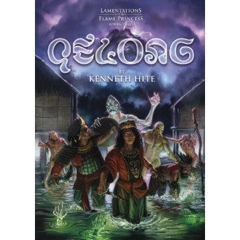Qelong - A campaign setting for Lamentations of the Flame Princess