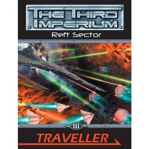 Reft Sector - Traveller Third Imperium