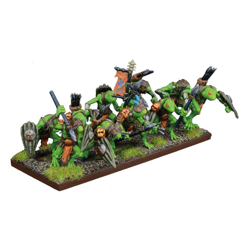 Trident Realms Riverguard Troop - Kings of War