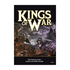 Kings of War Rulebook (1st Edition)