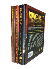 Deluxe Slipcase Edition - Runequest: Roleplaying in Glorantha