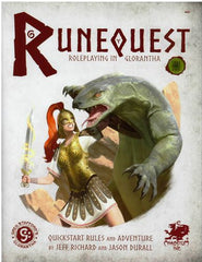 RuneQuest Quickstart: Role Playing in Glorantha