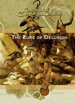 S1 Lure of Delusion - Castles and Crusades