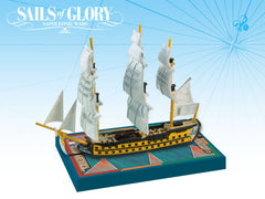 Commerce de Bordeaux / Duguay-Trouin - Sails of Glory Ship Pack - SGN102B
