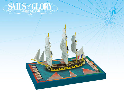 Embuscade / Le Succes - A Sails of Glory Miniature - SGN103A