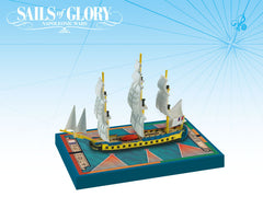 Hermione / L'Inconstante - A Sails of Glory Ship Pack