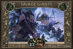 A Song of Ice and Fire: Free Folk Savage Giants