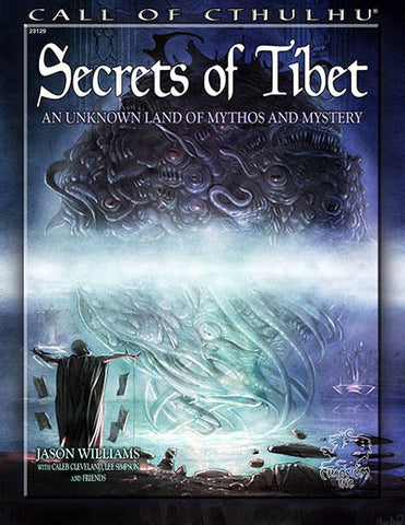 Secrets of Tibet: Call of Cthulhu